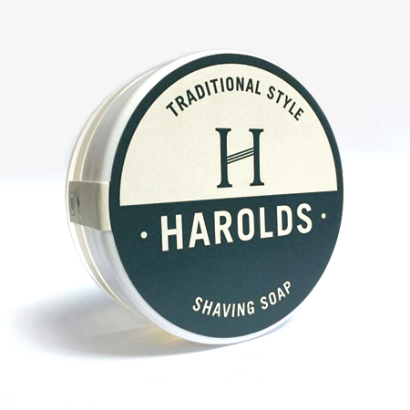 Harolds Traditional Style Shaving Soap